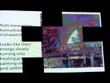 Видео Фото Кирлиана ауры Гурудева, ауры людей до и после прихода Гуруджи, Риши Хомы, шакти дропс.